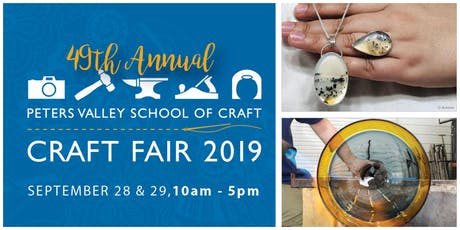 49th Annual Peters Valley Craft Fair tickets