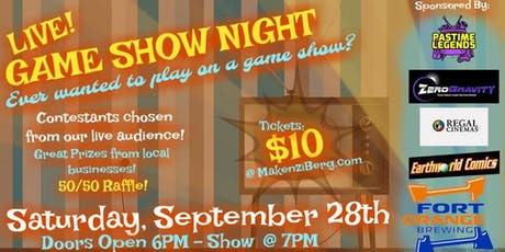 Live Game Show Night at Fort Orange Brewery! tickets