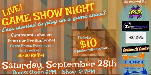 Live Game Show Night at Fort Orange Brewery!