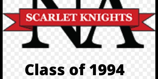 North Andover Class of 1994 Reunion (25th!)
