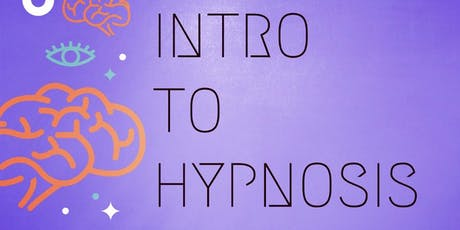 Intro to Hypnosis tickets