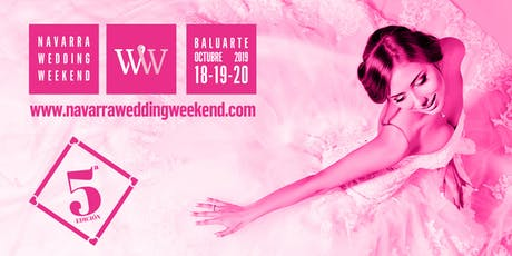 Navarra Wedding Weekend 2019 entradas
