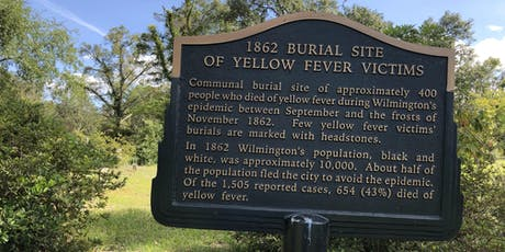 Oakdale Yellow Fever Walking Tour presented by Cape Fear Unearthed tickets