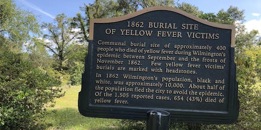 Oakdale Yellow Fever Walking Tour presented by Cape Fear Unearthed