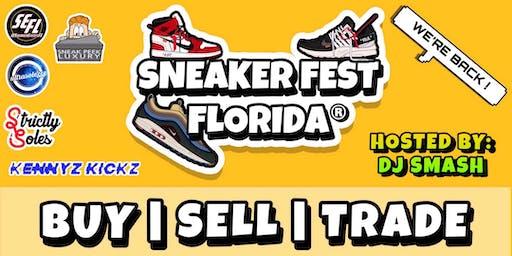 Sneaker Fest Florida (Buy-Sell-Trade Sneakers) (Apparel,Sneakers,Art)