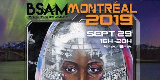 #BSAMMONTREAl2019 Art convention
