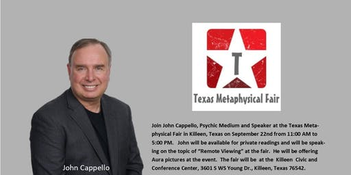 Texas Metaphysical Fair-Killeen