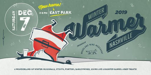 Winter Warmer presented by Woodland Wine Merchant