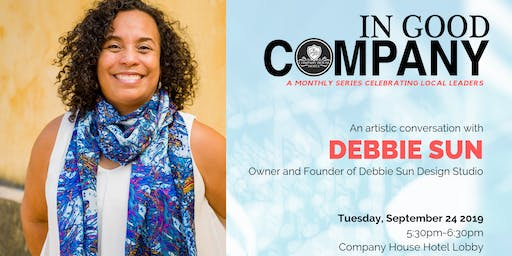 In Good Company with Debbie Sun - Sept 2019