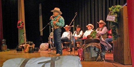 31st Annual Cowboy Christmas Poetry Gathering tickets