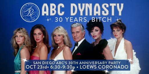 ABC Dynasty - 30 Years, Bitch!