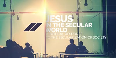 Jesus in the Secular World - Reaching The Secular Youth Culture of Orange County LUNCH EVENT