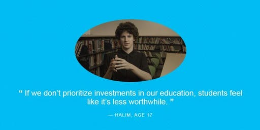 Education Funding Convening