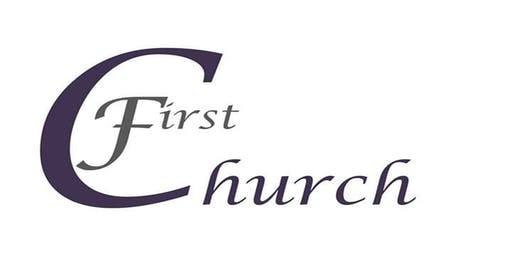 First Church Anniversary Banquet