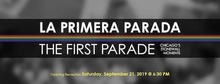 La Primera Parada Exhibition Opening