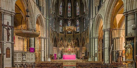 St James' RC Church Tour and Celebration of the Eucharist tickets