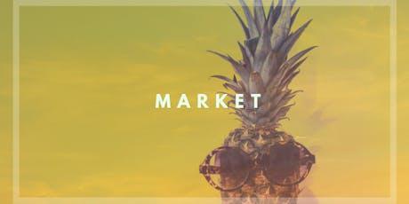 Launch X in 30 days: Market tickets