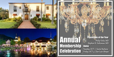 Annual Membership Meeting Santa Barbara 2019 tickets