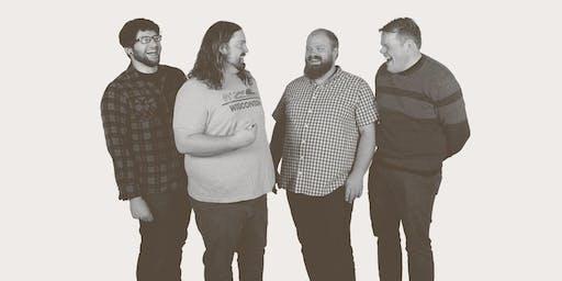 Them Coulee Boys w/ Ed Jurdi (of Band of Heathens)