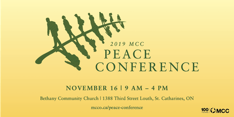 Peace Conference 2019 tickets