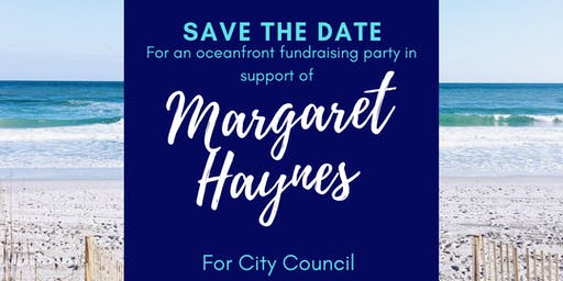 Oceanfront Fundraising Party