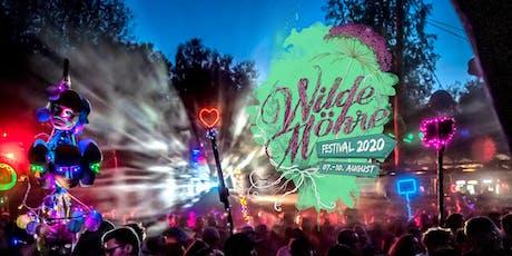 Wilde Möhre Festival 2020 Tickets