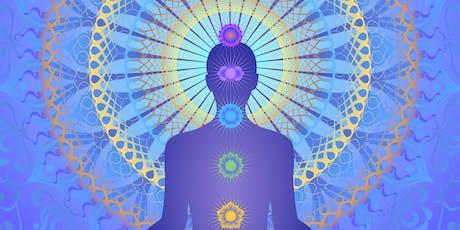 7 Week Chakra Balancing Yoga & Meditation Course & Workshops tickets