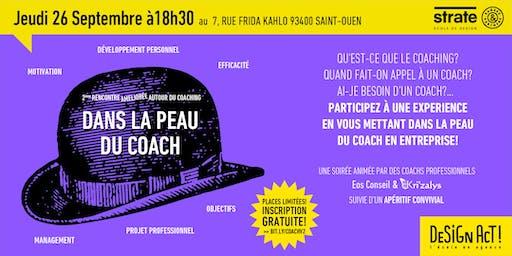 2ème Soirée Coaching - Dans la peau du coach