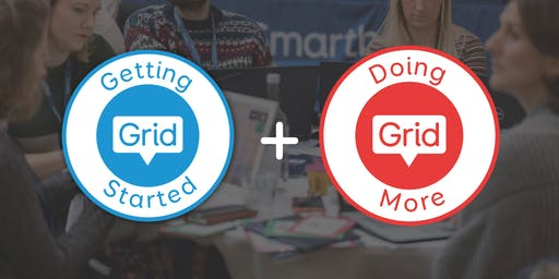 Getting Started + Doing More with Grid - Manchester