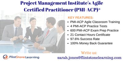PMI-ACP Certification Training Course in Salt Lake City, UT