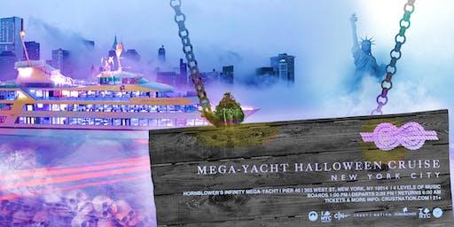 NYC #1 Dance Music Boat Yacht Cruise Hornblower Infinity