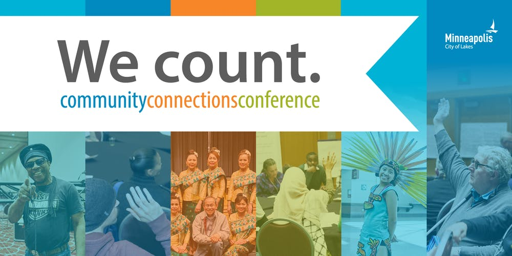 WE COUNT 2020 - Community Connections Conference Tickets