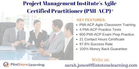 PMI-ACP Certification Training Course in Santa Barbara, CA tickets