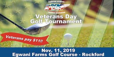 TVBA Veterans Day Golf Tournament
