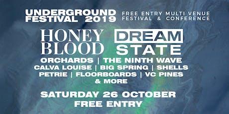 Underground Festival 2019 tickets