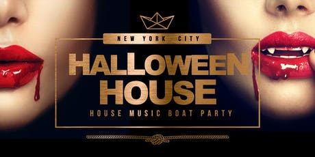 NYC #1 Dance Music Boat Party Yacht Cruise Second Halloween Saturday tickets