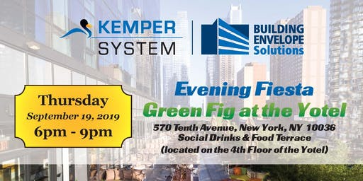 Evening Fiesta with Kemper System