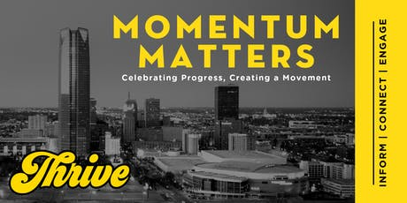 Momentum Matters: Celebrating Progress, Creating a Movement tickets