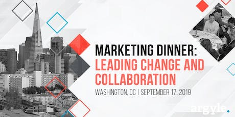 2019 Marketing Dinner: Leading Change and Collaboration tickets