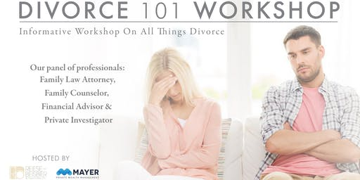 Divorce 101 Workshop