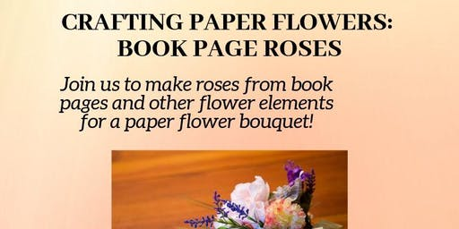 Crafting Paper Flowers