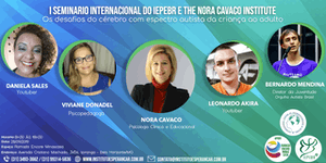 I SEMINÁRIO INTERNACIONAL DO IEPEBR E THE NORA CAVACO...