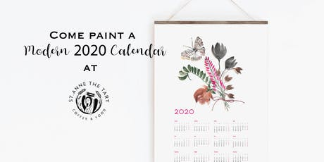 January Paint Party tickets