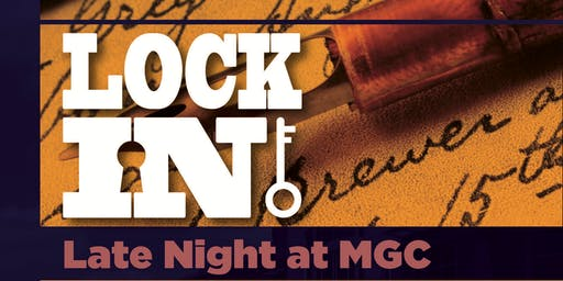Lock In: Late Night at Midwest Genealogy Center