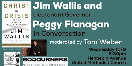 A Minneapolis Conversation with Jim Wallis tickets