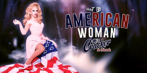 American Woman - Cardiff - 14+ (Unreserved Seated)