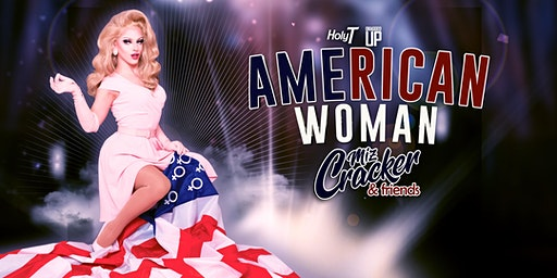 American Woman - Edinburgh - 14+ (Unreserved Seated)