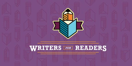 Writers for Readers tickets