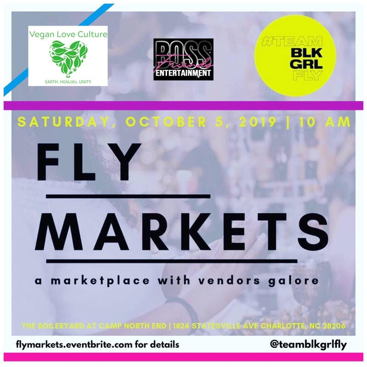 #TBGFW19: FLY MARKETS