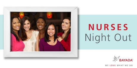 Join Us for a Nurses Night Out at Kickback Jacks! tickets
